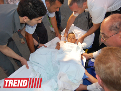Imran Jafarzade sent for treatment to the one of the best clinics in Berlin (PHOTO) - Gallery Image