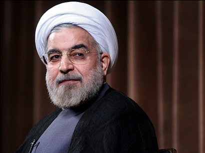 Rouhani starts his activity as Iran's new president
