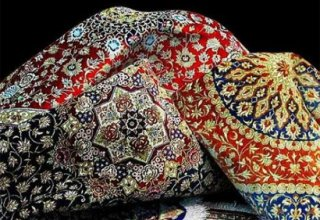 Volume of handmade carpets in Iran increases