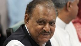 Кандидат от Пакистанской мусульманской лиги Мамнун Хуссейн избран главой Пакистана