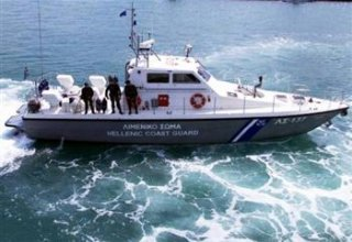 Cambodian vessel detained for polluting sea in Georgia