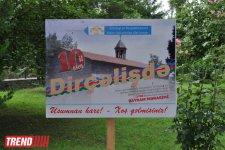 Azerbaijan celebrates 1700th anniversary of Christianity in Caucasian Albania  (PHOTO) - Gallery Thumbnail