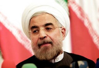 Iran's president calls Muslims for moderation