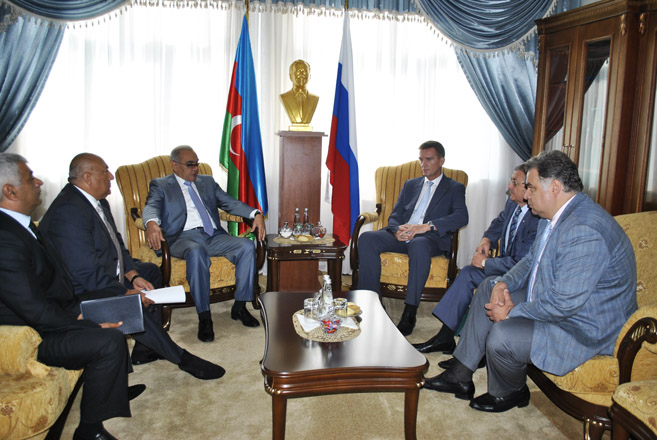 Azerbaijan, Russia discuss defence industry cooperation