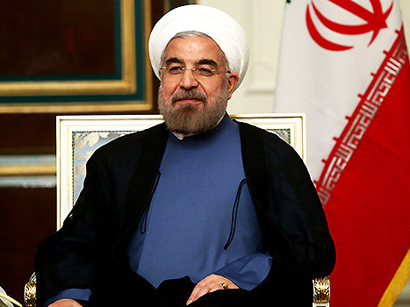 Iranian president: Governments cannot be ousted by backing terrorists