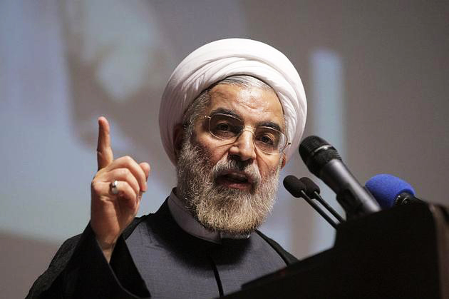 Rouhani criticizes west's intervention in Muslim world
