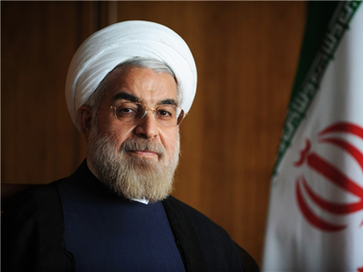 Rouhani: Iran's military power merely defensive