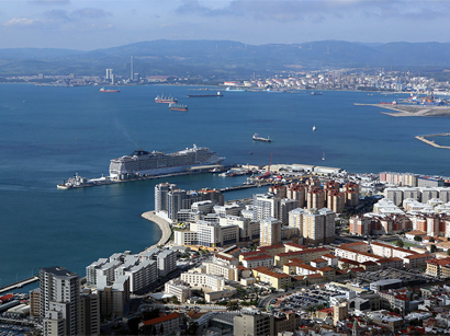 Spain reaches an initial agreement with Britain on Gibraltar