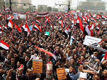 Television: Some 300 people killed in dispersal of demonstrations in Egypt