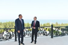 Azərbaycanla Rusiya arasında beş sənəd imzalanıb (FOTO) - Gallery Thumbnail