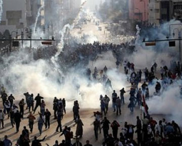 Death toll in Egypt clashes reaches 17