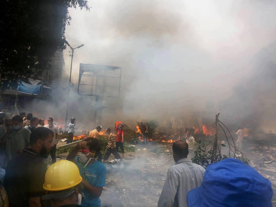 У дома главы МВД Египта прогремел взрыв