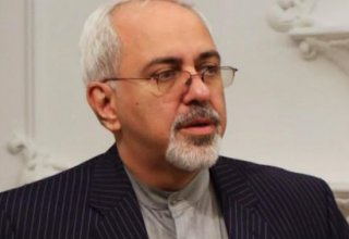 Iran FM due in Sweden June 1