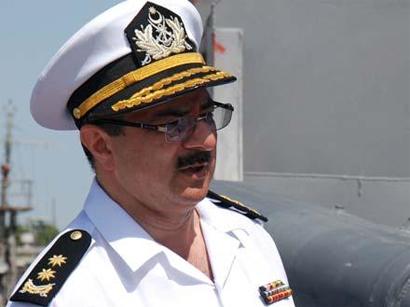 Командующий ВМС Азербайджана отправляется с официальным визитом в Иран