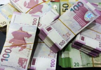 Exchange rate of AZN compared to world currencies on Jan.16