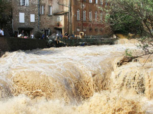 Mudflow kills two people in Turkey
