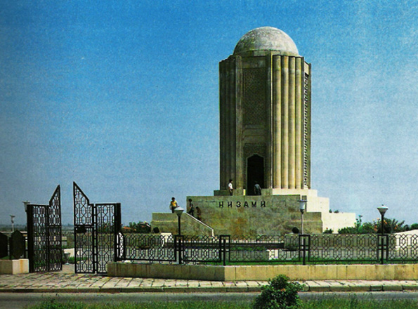 Poems in Persian in Nizami Ganjavi's mausoleum to be replaced by analogues in Azerbaijani language