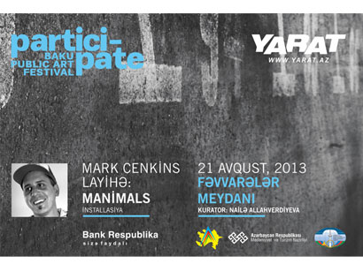 YARAT Contemporary Art Space presents project of American artist Mark Jenkins