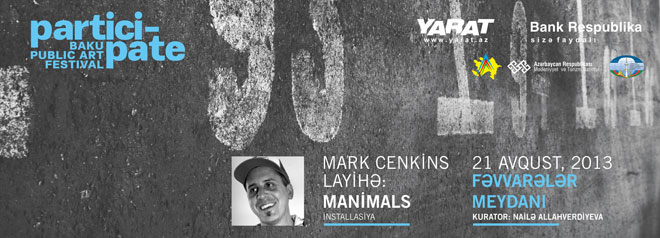 YARAT Contemporary Art Space presents project of American artist Mark Jenkins - Gallery Image