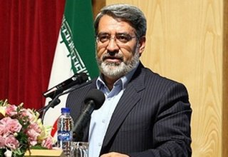 Iran interior minister arrived in Tajikistan for bilateral talk