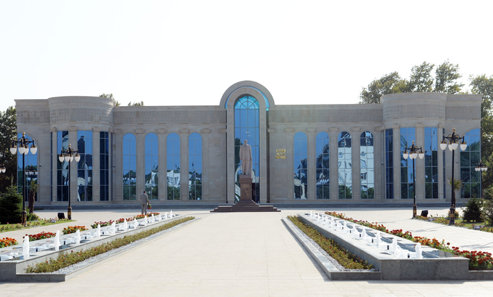 Heydar Aliyev Center opened in Masalli district (PHOTO) - Gallery Image