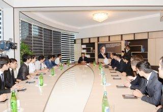 У молодежи южного региона встреча с Президентом Азербайджана породила большие надежды