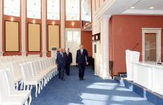 Heydar Aliyev Center opened in Masalli district (PHOTO) - Gallery Thumbnail