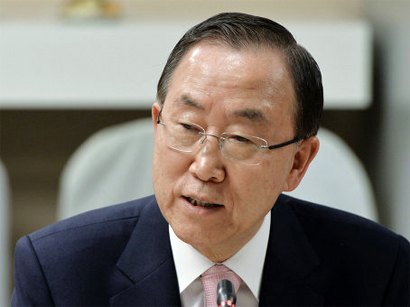 UN chief urges investment in young people as peace-builders