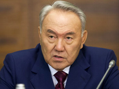 Kazakh president admits he had no plan to hold early election