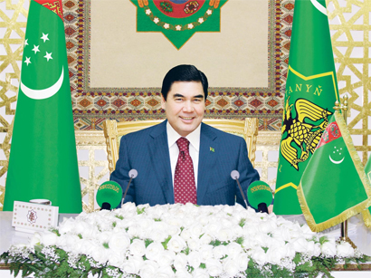 Turkmen president to discuss bilateral cooperation issues in Saudi Arabia