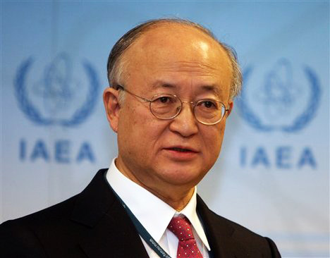 "UN's IAEA chief Amano says ""essential and urgent"" for Iran to engage nuclear inspectors"