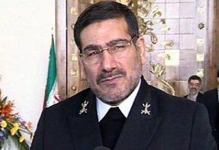 Ex-military commander appointed as head of Iran's Supreme National Security Council
