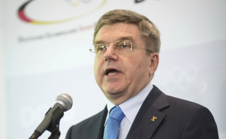Germany's Bach elected IOC president