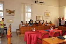 Azərbaycan gəncləri Roma Papasının rəsmi qəbul mərasimində iştirak ediblər (FOTO) - Gallery Thumbnail