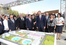 Президент Ильхам Алиев: Азербайджан отныне будет идти только путем развития (ФОТО) - Gallery Thumbnail