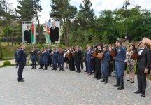 Президент Ильхам Алиев принял участие в открытии Школы ашугской музыки в Гедабеке (ФОТО) - Gallery Thumbnail