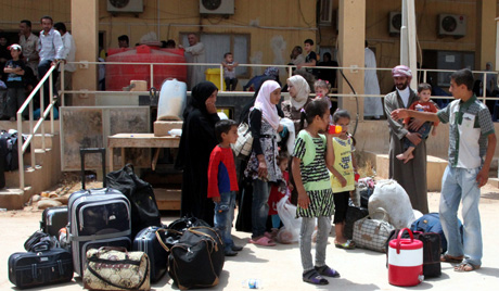 Syrians largest refugee group after Palestinians: UN
