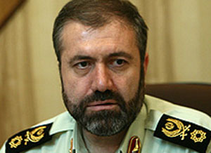 Iran's Border Police: External forces in Caspian region may pose threat
