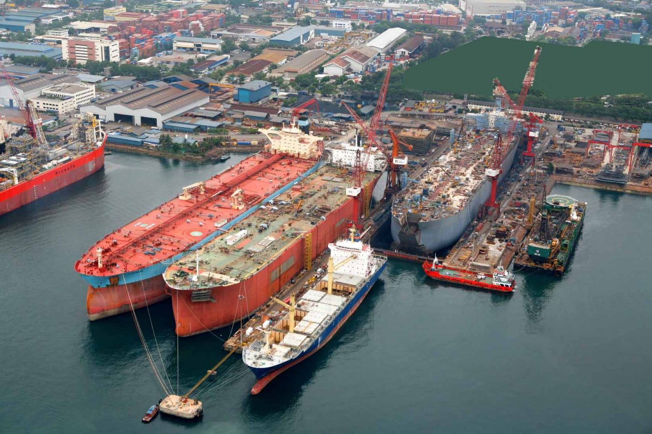 Azerbaijan, Australia, China discuss plans for co-op in shipbuilding