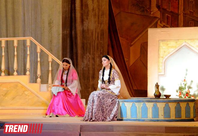 В Баку открылся V Международный музыкальный фестиваль Узеира Гаджибейли (ФОТО) - Gallery Image