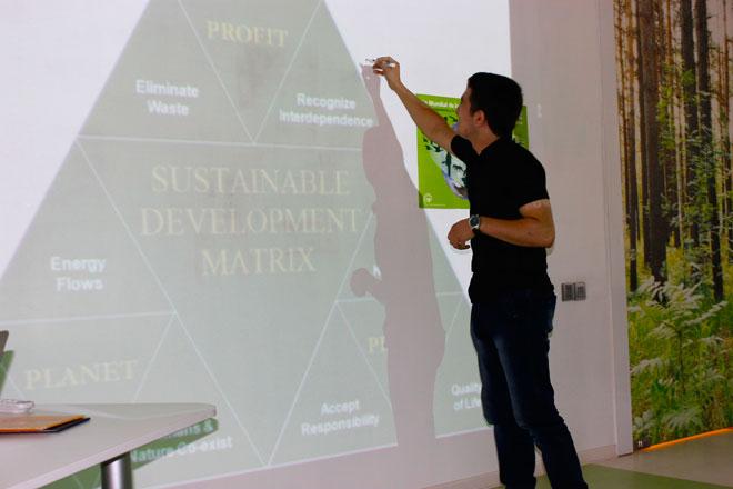 """IDEA kampaniyası """"Green Conversation Club"""" layihəsini bu il də uğurla davam etdirir (FOTO) - Gallery Image"""