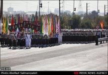 В Иране проходит военный парад (ФОТО) - Gallery Thumbnail