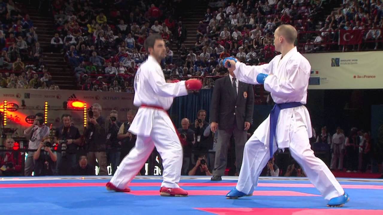 Baku 2015: two Azerbaijani karatekas reach finals