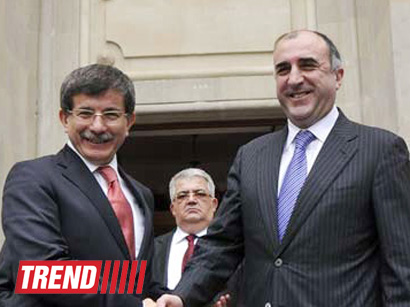 Azerbaijani, Turkish Foreign Ministers hold discussions in New York