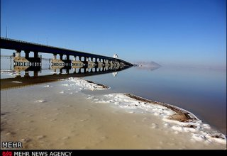 Iran gives $730M to restore Lake Urmia