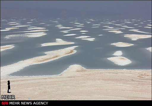 UN official proposes ways to save Lake of Orumiyeh