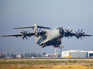 Turkey to receive first batch of Airbus A400M military aircraft