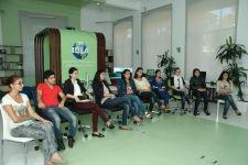 """""""Ekoturizm və davamlı inkişaf"""" mövzusunda interaktiv seminar keçirilib (FOTO) - Gallery Thumbnail"""