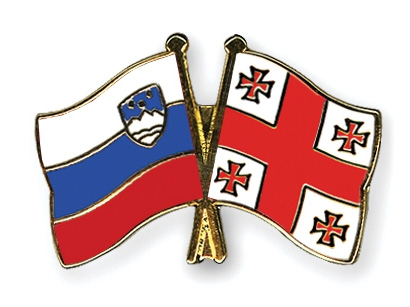 Prospects of Georgia's accession to Euro-Atlantic structures discussed in Slovenia