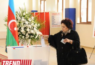 European observers: Azerbaijani presidential election held in accordance with international standards